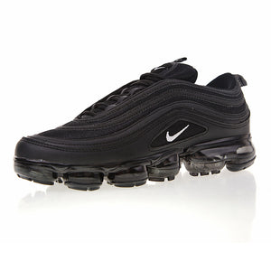 low priced 85740 682ac Original New Arrival Authentic Nike Air VaporMax 97 Men's Comfortable  Running Shoes Sport Outdoor Sneakers AO4542-001