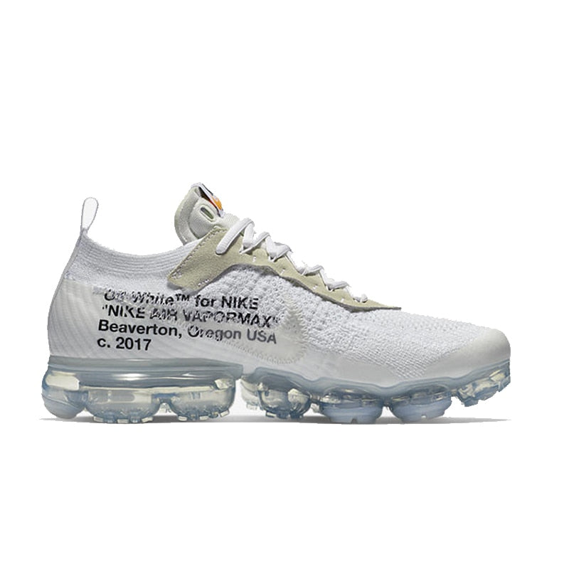 best sneakers f2620 496c8 Original New Arrival Authentic Nike X OFF-WHITE OW VAPORMAX 2.0 Women's  Breathable Running Shoes Outdoor Sneakers AA3831-100