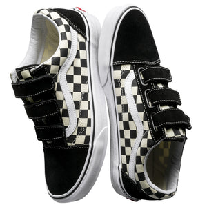 Original New Arrival Vans Mens  amp  Womens Classic Old Skool V Low-top  Skateboarding d7e25a9fb443