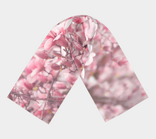 Load image into Gallery viewer, Japanese Magnolia Scarf