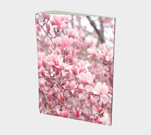 Load image into Gallery viewer, Japanese Magnolia Notebook