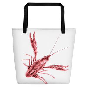 Crawdad Crazy Tote Bag: Scott Herndon Photography
