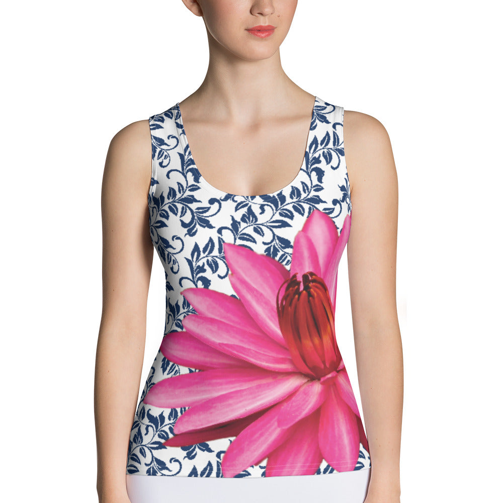 Sublimation Cut & Sew Tank Top - 300 Club 3.0 Team Tank Top