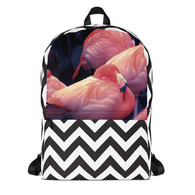 Flamingo Backpack: Scott Herndon Photography Collaboration