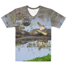 Load image into Gallery viewer, Men's T-shirt- Trajectory Gator