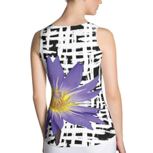 Load image into Gallery viewer, Passion Flower - Passion Flower Shirt - Passion Flower Tank Top - Tank Top
