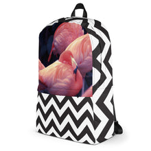 Load image into Gallery viewer, Flamingo Backpack: Scott Herndon Photography Collaboration