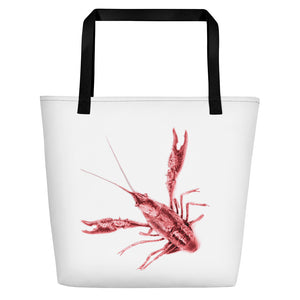 Crawfish Tote Bag: Scott Herndon Photography