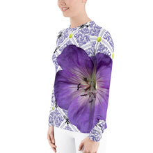 Load image into Gallery viewer, 40-Love Tennis Rash Guard
