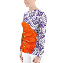 Load image into Gallery viewer, Clemson Shirt - Clemson Rash Guard - Clemson Sun Shirt - Clemson Sun Protection Shirt