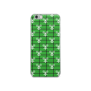 Tennis Theme iPhone Case