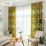 DIHINHOME Home Textile Modern Curtain DIHIN HOME 3D Printed Blackout Curtains ,Window Curtains Grommet Curtain For Living Room ,39x102-inch,2 Panels Included