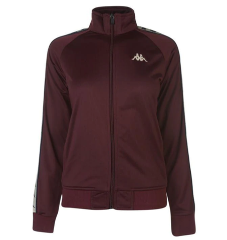 Women's KAPPA Anniston Jacket | Red Damson
