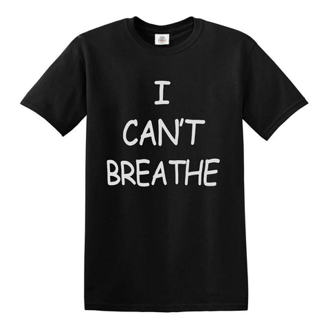 I can't Breathe T-Shirt | Black
