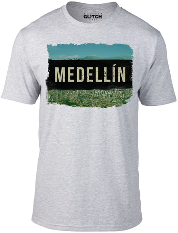 Men's Medellin T-Shirt - Light Grey