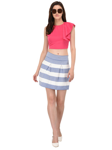 Lozanoo cute bandage skirt.
