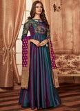 Anarkali Suit with churridar
