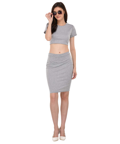 Lozanoo grey co-ord set