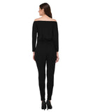 Lozanoo black  jumpsuit.