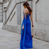 Long Gorgeous dress.