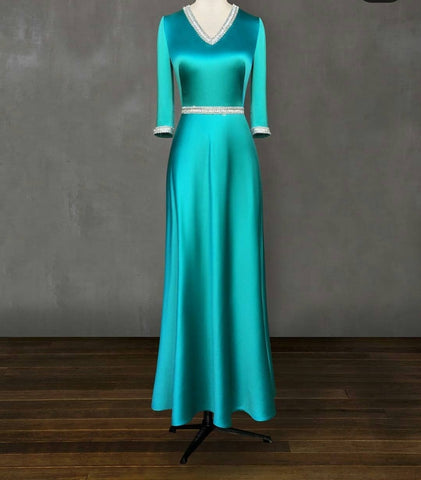 LOZANOO BEAUTIFUL CUTOMISE LONG DRESS