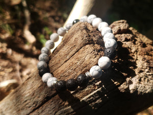 Grounded Peace Bracelet