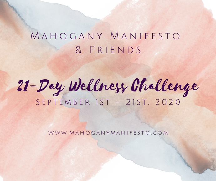 Join Our 21-Day Wellness Challenge!