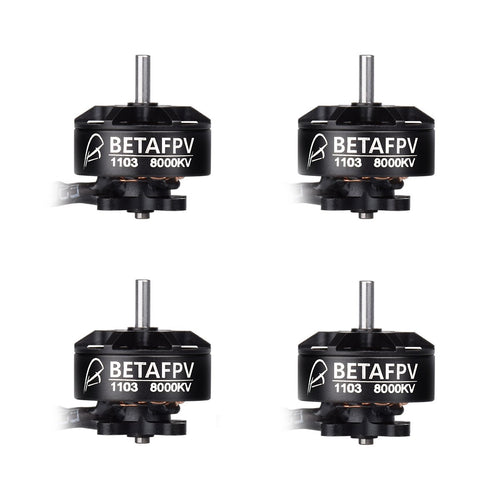 BETAFPV - Motor brushless 1103 8000KV para Beta75X 3S