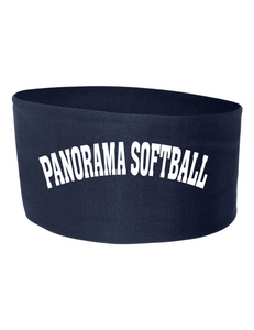 Panora Parks & Rec-Badger - Wide Headband - 0301