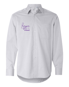 Hospice of the Midwest-Calvin Klein - Pure Finish Cotton Shirt - 13CK027