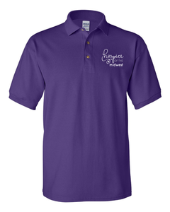Hospice of the Midwest-Gildan - Ultra Cotton® Pique Sport Shirt - 3800