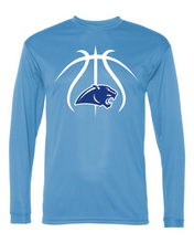 Load image into Gallery viewer, 2019-20 Panorama Girls BB Team Shirt-C2 Sport - Performance Long Sleeve T-Shirt - 5104