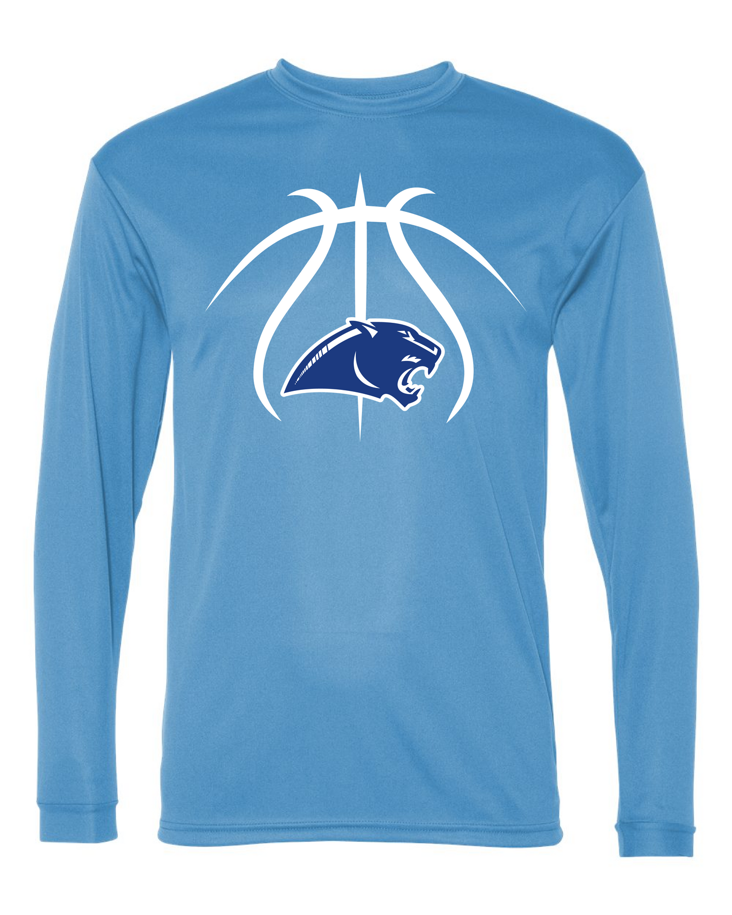 2019-20 Panorama Girls BB Team Shirt-C2 Sport - Performance Long Sleeve T-Shirt - 5104