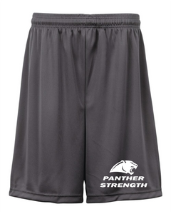 PANTHER STRENGTH--C2 Sport - Performance Shorts - 5129 GRAPHITE