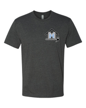 Load image into Gallery viewer, B & R FLASH STORE-Next Level - CVC Short Sleeve Crew - 6210 CHARCOAL