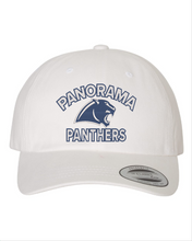 Load image into Gallery viewer, Panorama Boosters-Yupoong - Peached Twill Dad's Cap - 6245PT WHITE