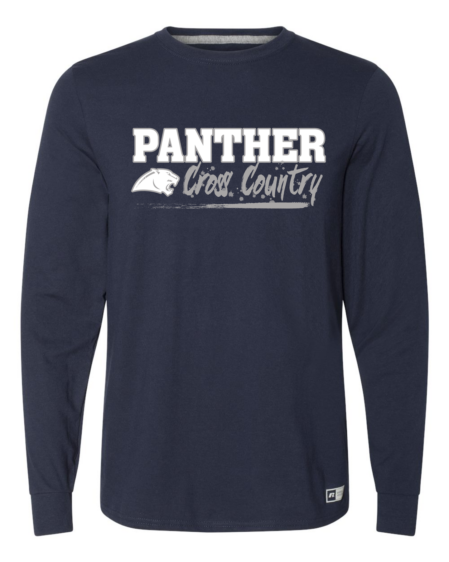 2020 PANORAMA CROSS COUNTRY-Russell Athletic - Essential 60/40 Performance Long Sleeve T-Shirt - 64LTTM
