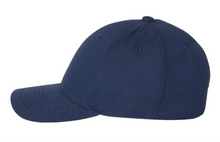 Load image into Gallery viewer, Homeworx-Flexfit - Hydro-Grid Stretch Cap - 6587 Navy