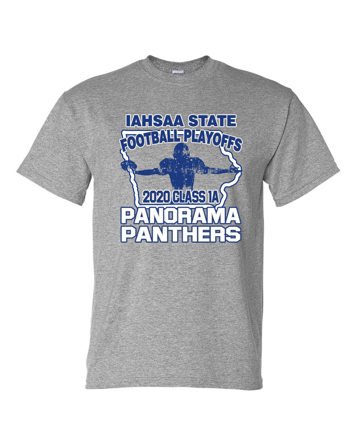 Panorama State FB-Gildan - DryBlend® Youth T-Shirt - 8000B Sport Grey