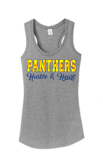 Load image into Gallery viewer, Panorama JH Softball-District ® Women's Perfect Tri-blend ® Racerback Tank-DM138L