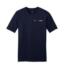 Load image into Gallery viewer, Homeworx-DT6000 District ® Very Important Tee ®- NAVY