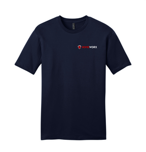 Homeworx-DT6000 District ® Very Important Tee ®- NAVY