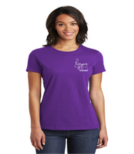 Load image into Gallery viewer, Hospice of the Midwest-District ® Women's Very Important Tee ®-DT6002