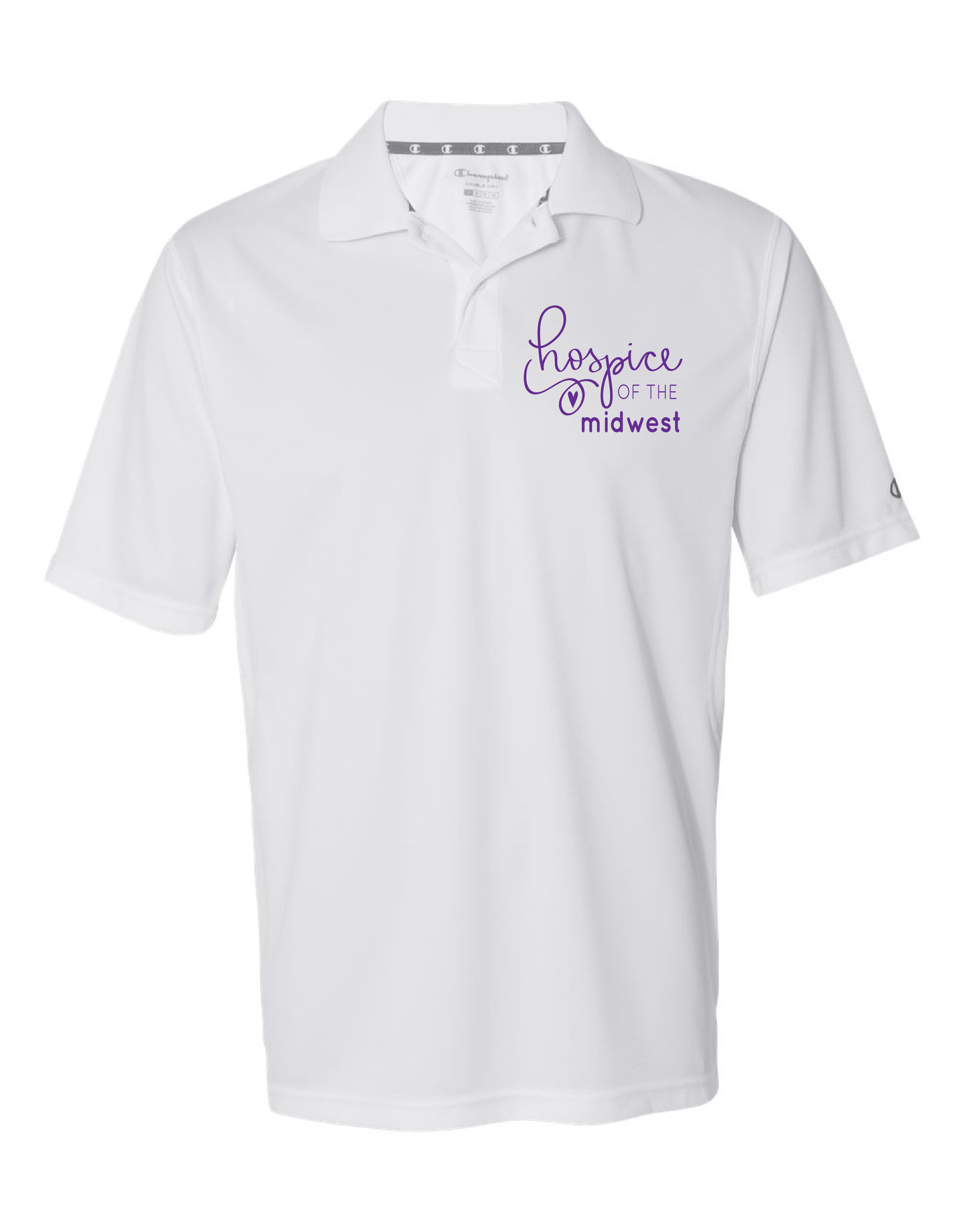Hospice of the Midwest-Champion - Ultimate Double Dry® Performance Sport Shirt - H131