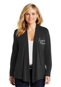 Hospice of the Midwest-Port Authority® Ladies Concept Knit Cardigan-L5430