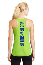 Load image into Gallery viewer, Hurry Up and Wait--Sport-Tek® Ladies PosiCharge® Competitor™ Racerback Tank-LST356