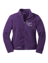 Load image into Gallery viewer, Hospice of the Midwest-Eddie Bauer Ladies Full Zip Jacket-EB201