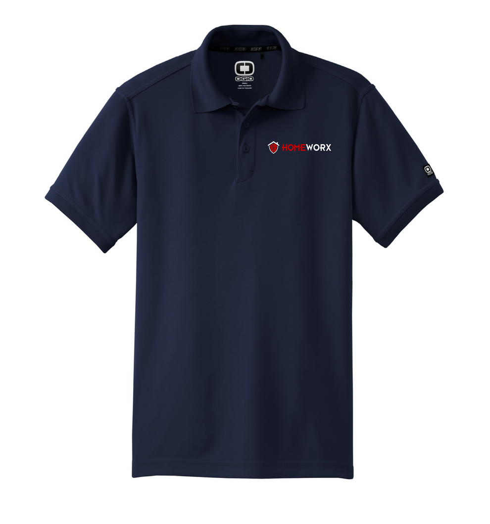 Homeworx-OG101 OGIO® - Caliber2.0 Polo-Navy or White