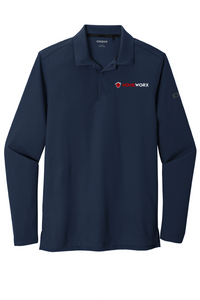 Homeworx-OG105 OGIO ® Caliber2.0 Long Sleeve- Navy or White