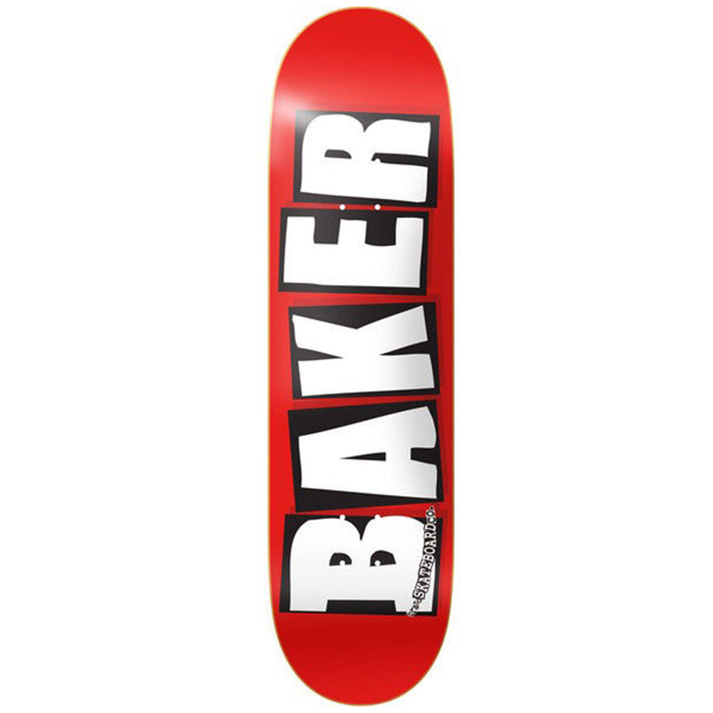 Baker Brand Deck White (5 Sizes)
